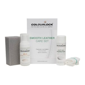 Colourlock Leather Cleaning Conditioning Saet